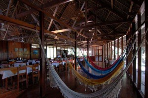 sandoval lake lodge amazon peru